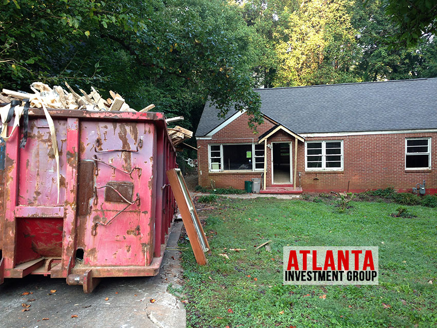 Real Estate Deal in Grant Park - Atlanta Real Estate Investment Company